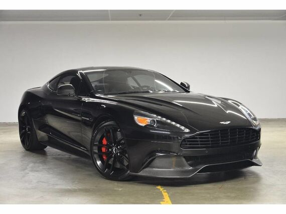 2015 Aston Martin Vanquish Coupe 2dr Coupe Beverly Hills CA