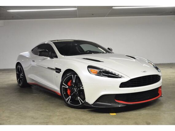 2018 Aston Martin Vanquish S 2dr Coupe Beverly Hills CA