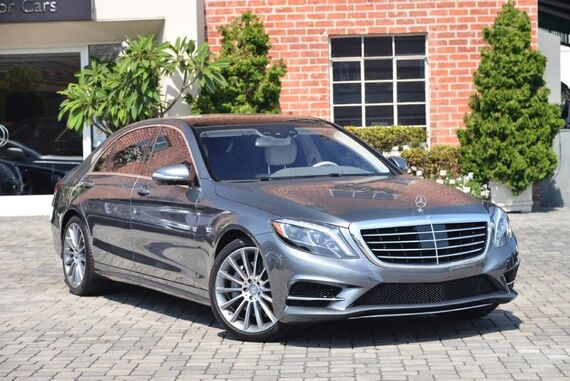 2016 Mercedes-Benz S-Class S 550 4dr Sedan Beverly Hills CA