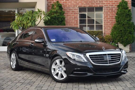 2014 Mercedes-Benz S-Class S550 4dr Sedan Beverly Hills CA