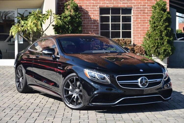 2015 Mercedes-Benz S63 AMG Coupe Beverly Hills CA