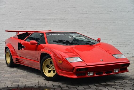 1988 Lamborghini Countach 2dr Coupe Beverly Hills CA