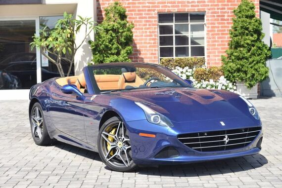 2016 Ferrari California  Beverly Hills CA