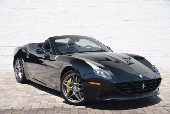 2016 Ferrari California 2dr Convertible Beverly Hills CA