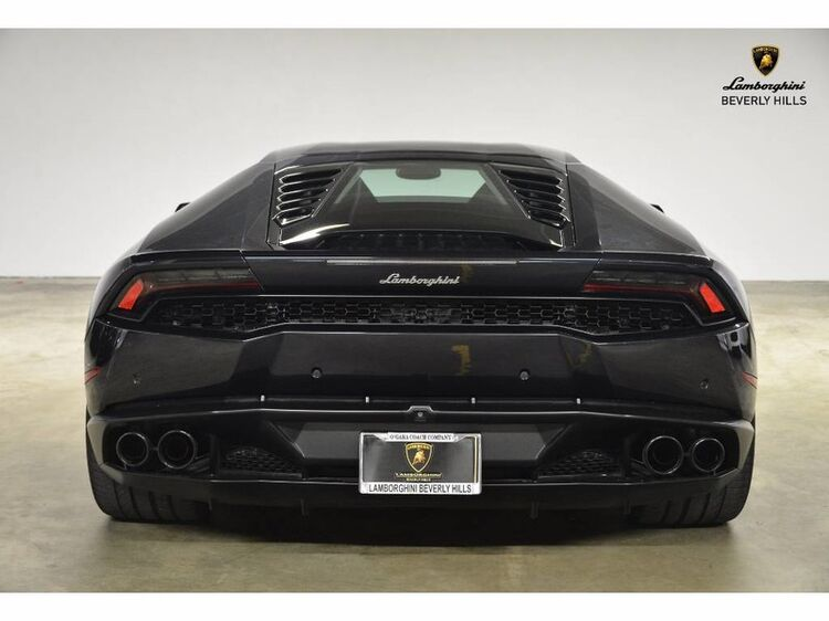 2015 Lamborghini Huracan AWD Coupe 2dr Coupe Beverly Hills CA