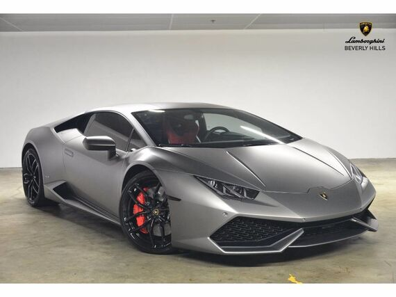 2015 Lamborghini Huracan AWD Coupe AWD Coupe Beverly Hills CA