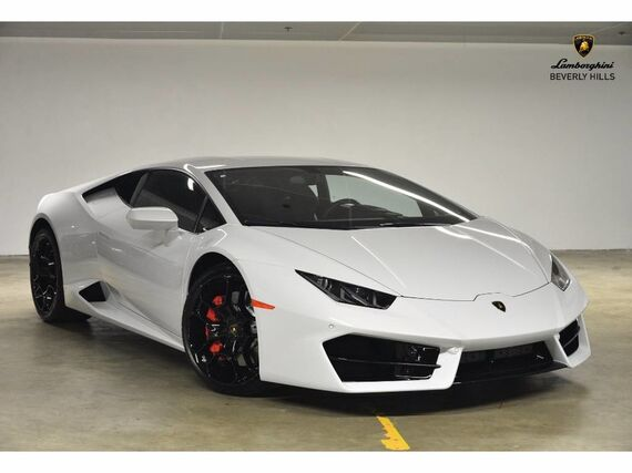 2017 Lamborghini Huracan RWD 2dr Coupe Beverly Hills CA