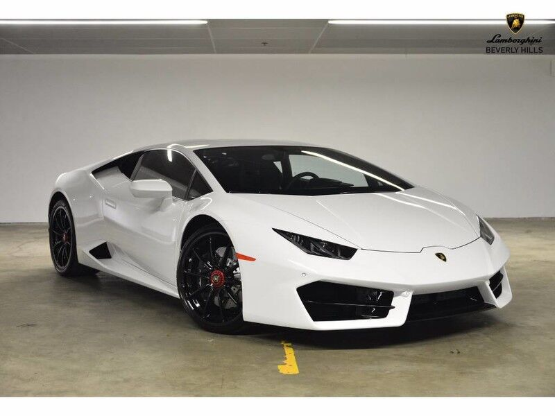 2017 Lamborghini Huracan RWD Coupe 2dr Coupe Beverly Hills CA