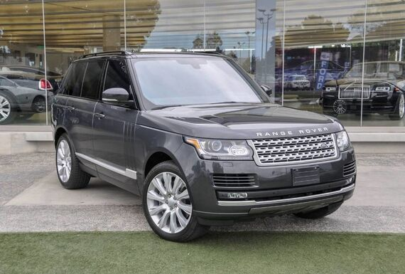 2016 Land Rover Range Rover Supercharged 4dr SUV Beverly Hills CA