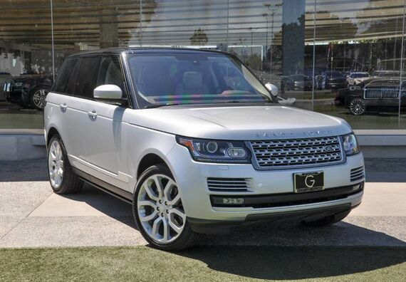 2015 Land Rover Range Rover Supercharged 4dr SUV Beverly Hills CA
