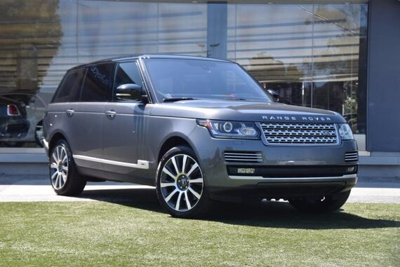 2014 Land Rover Range Rover Supercharged Autobiography 4dr Sedan Beverly Hills CA