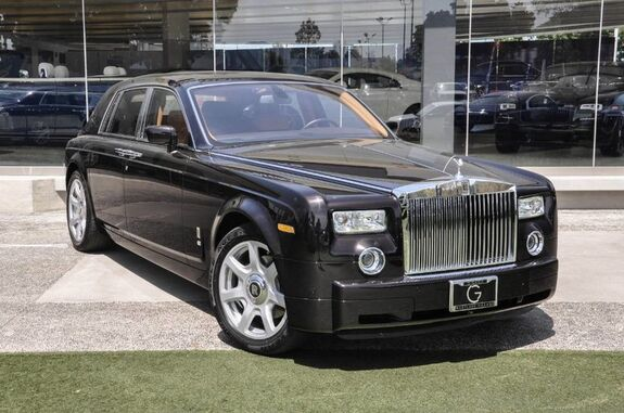 2008 Rolls-Royce Phantom 4dr Sedan Beverly Hills CA