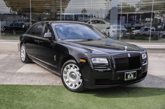 2012 Rolls-Royce Ghost EWB 4dr Sedan Beverly Hills CA