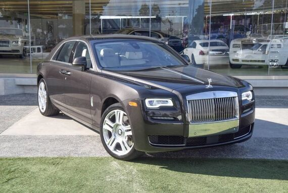 2015 Rolls-Royce Ghost  Beverly Hills CA
