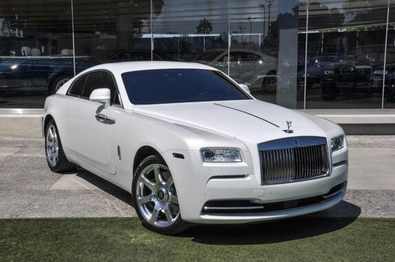 2016 Rolls-Royce Wraith 2dr Coupe Beverly Hills CA
