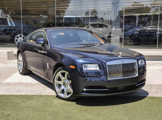2014 Rolls-Royce Wraith 2dr Coupe Westlake Village CA