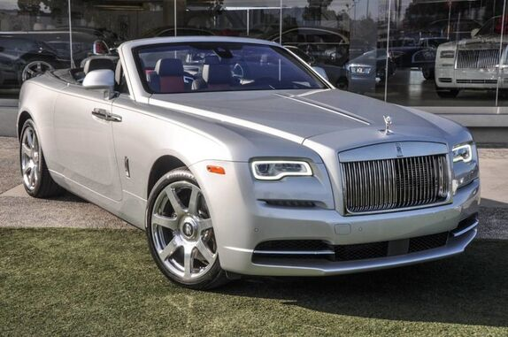2017 Rolls-Royce Dawn 2dr Convertible Beverly Hills CA