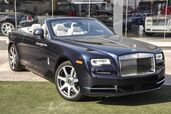 2017 Rolls-Royce Dawn 2dr Convertible
