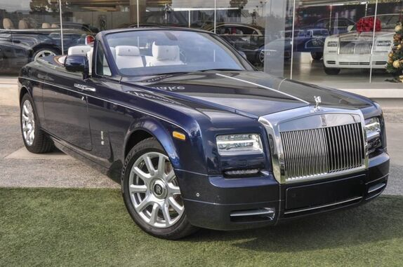 2017 Rolls-Royce Drophead Phantom Coupe 2dr Convertible Beverly Hills CA