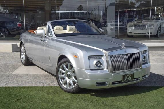 2011 Rolls-Royce Phantom Coupe  Beverly Hills CA