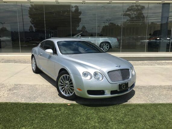 2007 Bentley Continental GT 2dr Coupe Beverly Hills CA