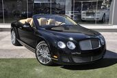 2010 Bentley Continental GT Speed Convertible 2dr Convertible