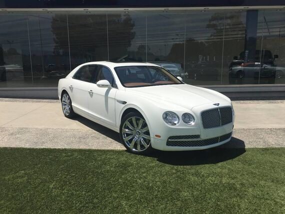 2014 Bentley Flying Spur W12 4dr Sedan Beverly Hills CA