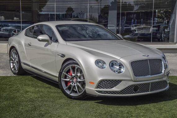 2016 Bentley Continental GT V8 S 2dr Coupe Beverly Hills CA