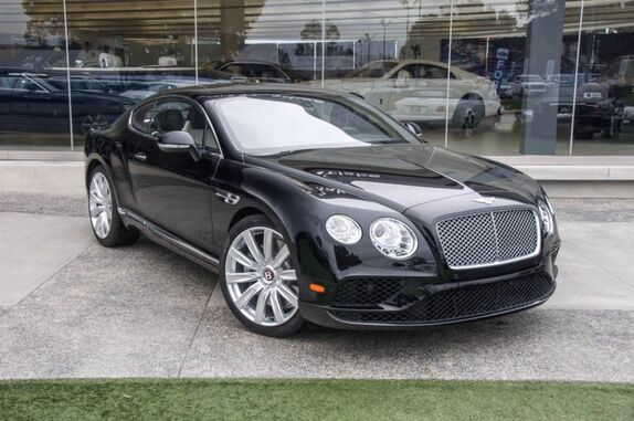 2017 Bentley Continental GT V8 2dr Coupe Beverly Hills CA