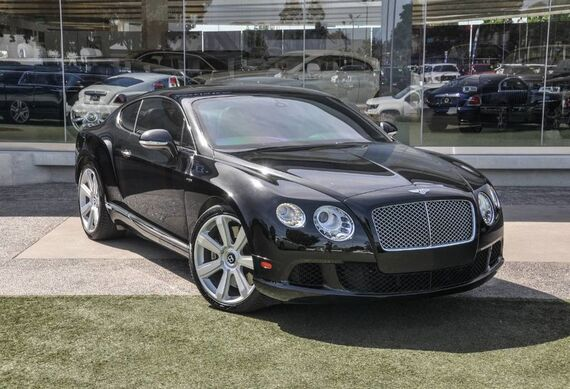 2015 Bentley Continental GT W12 2dr Coupe Beverly Hills CA