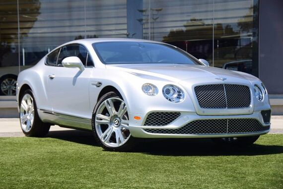 2016 Bentley Continental GT 2dr Coupe Beverly Hills CA