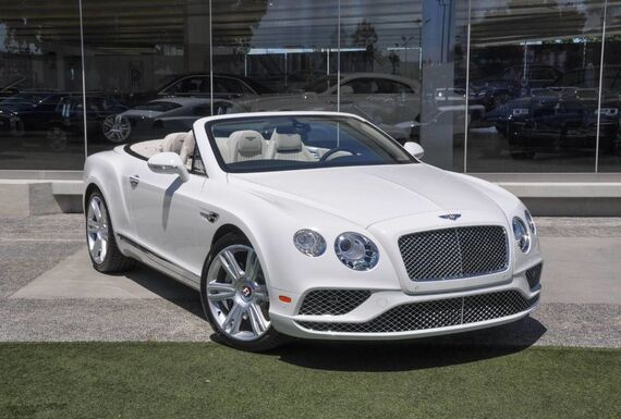 2017 Bentley Continental GT V8 Convertible 2dr Convertible Westlake Village CA