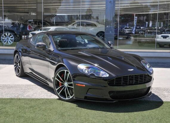 2012 Aston Martin DBS Carbon 2dr Coupe Beverly Hills CA