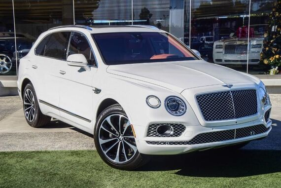 2017 Bentley Bentayga W12 4dr SUV Beverly Hills CA