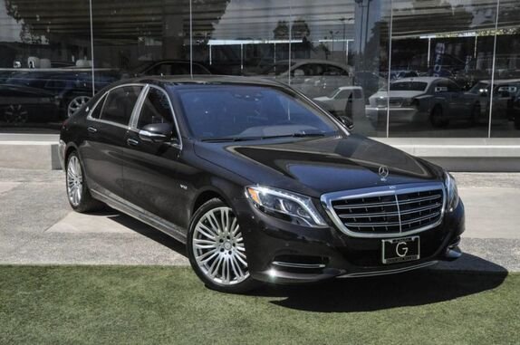 2016 Mercedes-Benz S-Class Maybach S600 4dr Sedan Beverly Hills CA