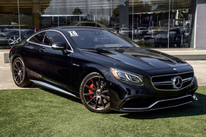 2016 mercedes benz s class amg s63 2dr coupe westlake for Mercedes benz westlake