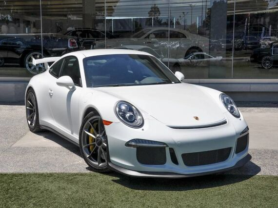 2014 Porsche 911 GT3 2dr Coupe Beverly Hills CA