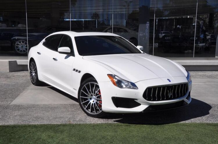 2017 maserati quattroporte s gransport 4dr sedan westlake village ca 17296173. Black Bedroom Furniture Sets. Home Design Ideas