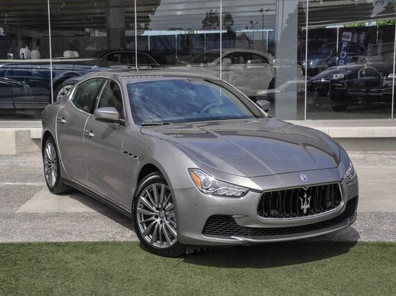 2017 Maserati Ghibli 4dr Sedan Westlake Village CA