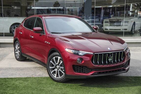 2017 Maserati Levante 4dr Sedan Beverly Hills CA