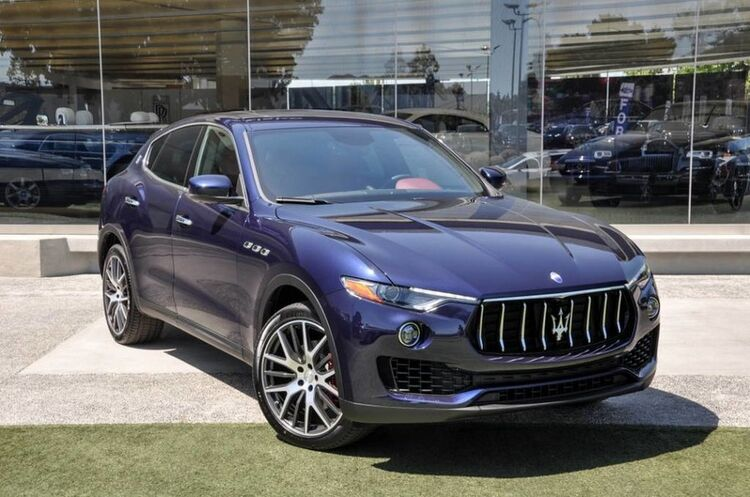 2017 maserati levante 4dr suv westlake village ca 17966281. Black Bedroom Furniture Sets. Home Design Ideas