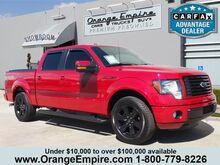 2012 Ford F-150 FX2 Orange CA