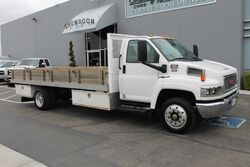 GMC C5500 Contractor Stake Bed 2005