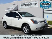 2009 Nissan Rogue S Orange CA