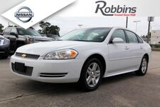 2016 Chevrolet Impala Limited (fleet-only) LT Houston TX