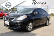 2014 Nissan Versa S Houston TX