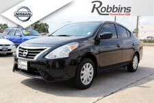 2016 Nissan Versa S Plus Houston TX