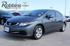2013 Honda Civic Sdn LX Humble TX