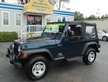 2003 Jeep Wrangler Sport Wilmington NC
