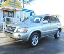 2006 Toyota Highlander Hybrid LTD Wilmington NC